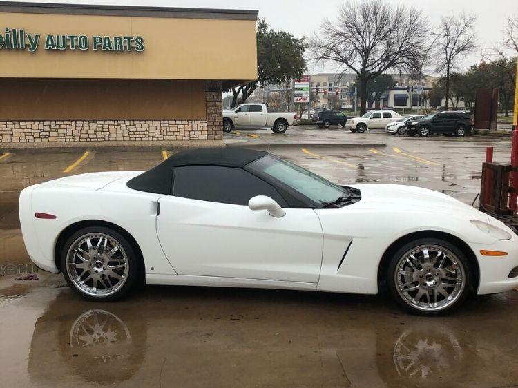 Corvette C6 LS3