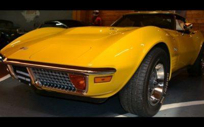 Chevrolet Corvette C3 1972