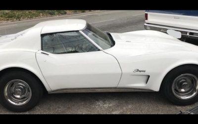 Chevrolet Corvette C3 T-TOP