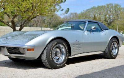 Corvette C3 BIG BLOC