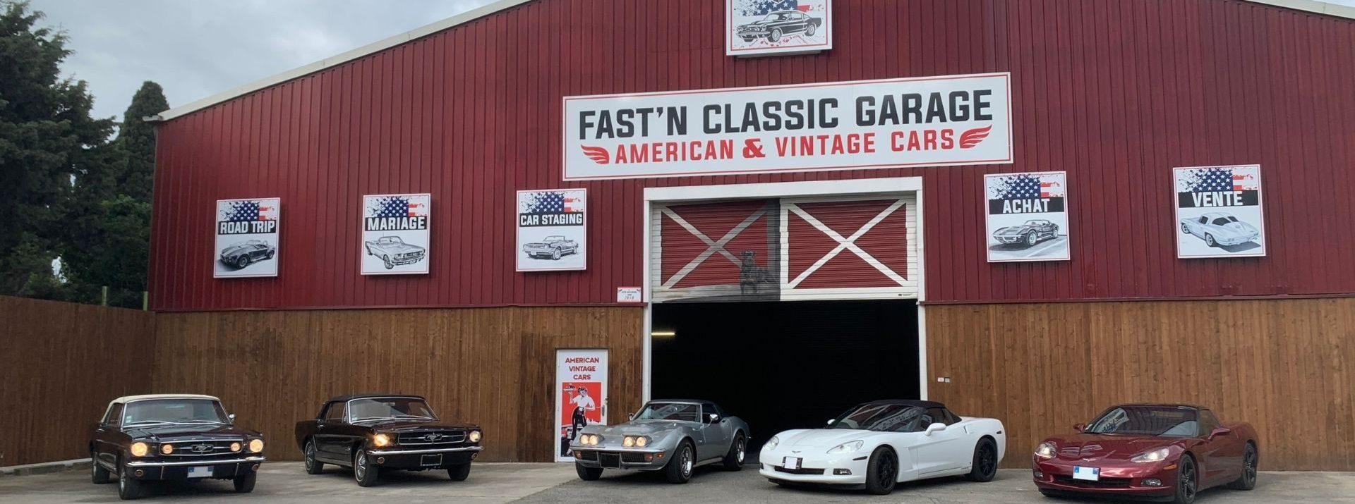 Garage Fast'n Classic