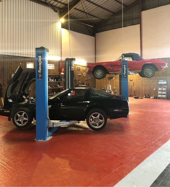 garage fastnclassic noves