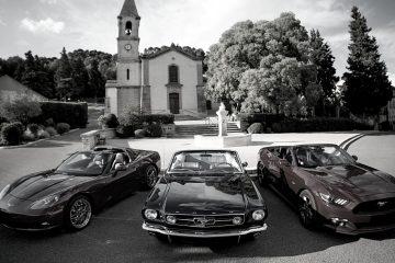 Achat de voitures américaines